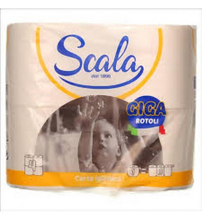 carta igienica Scala x 4...