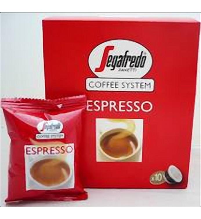 Segafredo espresso x 100...