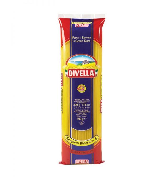 spaghetti n.9 divella