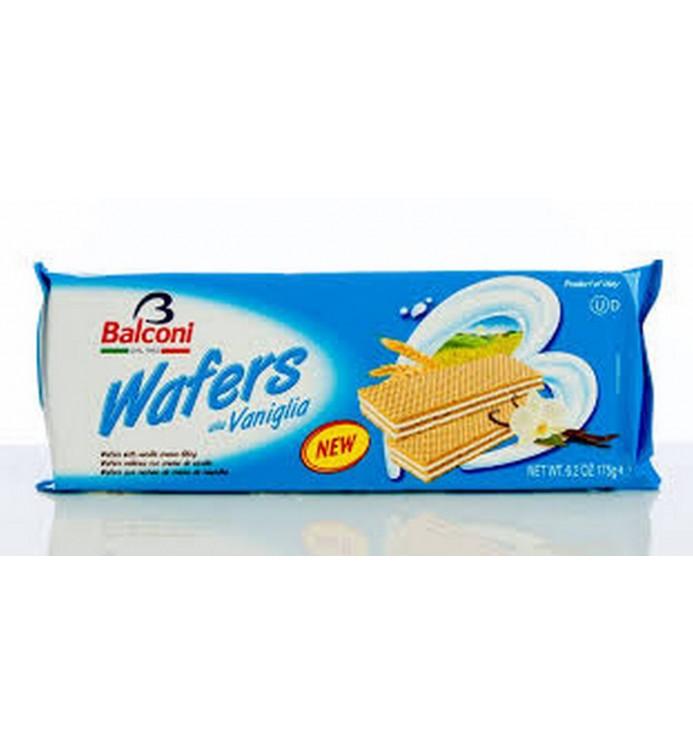 wafers alla vaniglia