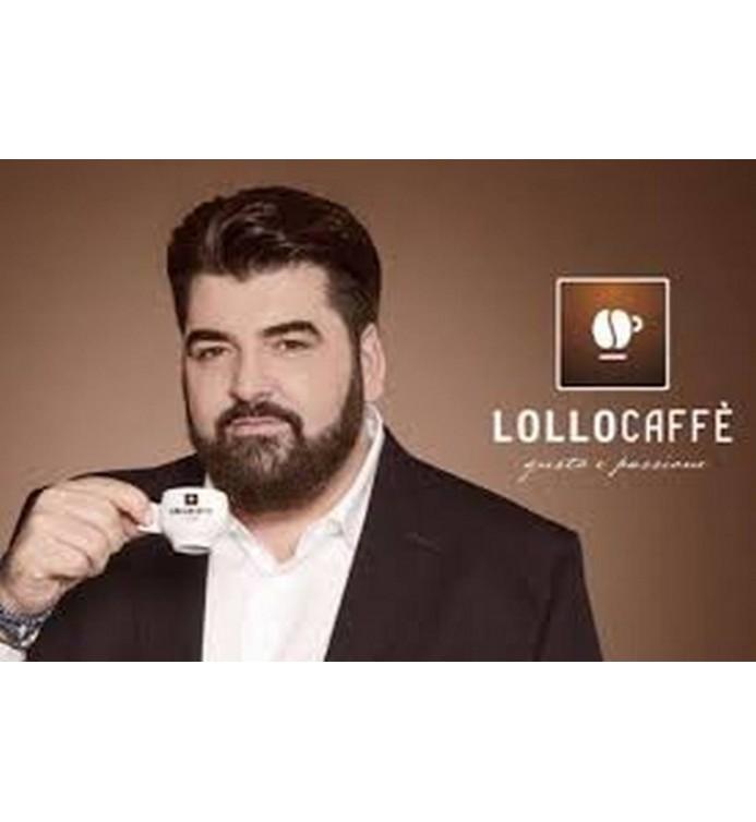 Firma Lollocaffe' miscela nera